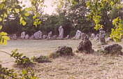 Rollright Stone Circle, nr Oxford, England